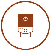 water heater installation icon1